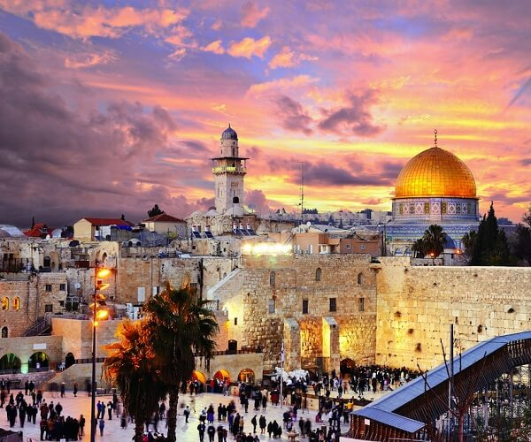 Горящеи туры в Израиль